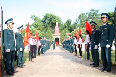 Tiễn đưa Đại tá Trần Quang Khải về nơi an nghỉ cuối cùng - ảnh 2