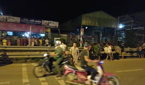 Băng qua đường sắt, thanh niên bị tàu hỏa đâm tử vong - ảnh 1