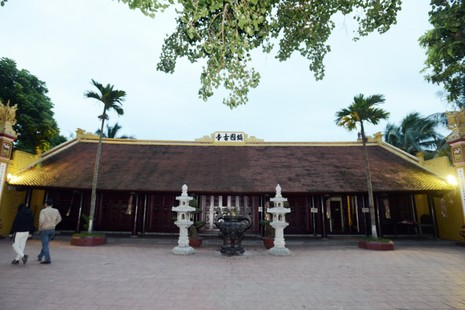 Vẻ cổ kính của ngôi chùa đẹp nhất thế giới tại Việt Nam - ảnh 12