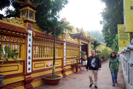Vẻ cổ kính của ngôi chùa đẹp nhất thế giới tại Việt Nam - ảnh 18