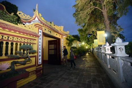 Vẻ cổ kính của ngôi chùa đẹp nhất thế giới tại Việt Nam - ảnh 3