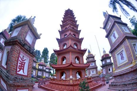 Vẻ cổ kính của ngôi chùa đẹp nhất thế giới tại Việt Nam - ảnh 8
