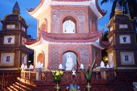 Vẻ cổ kính của ngôi chùa đẹp nhất thế giới tại Việt Nam - ảnh 10