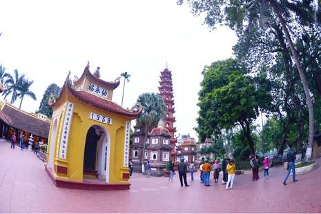 Vẻ cổ kính của ngôi chùa đẹp nhất thế giới tại Việt Nam - ảnh 11