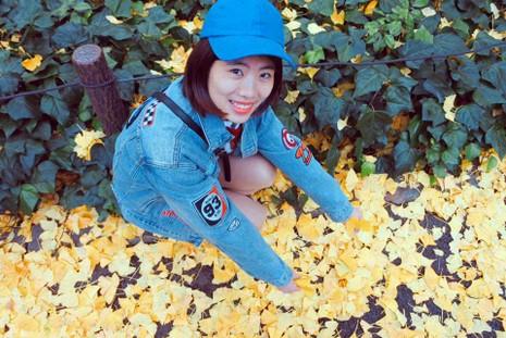 Đẹp mê say với mùa lá vàng ở Nhật Bản - ảnh 11