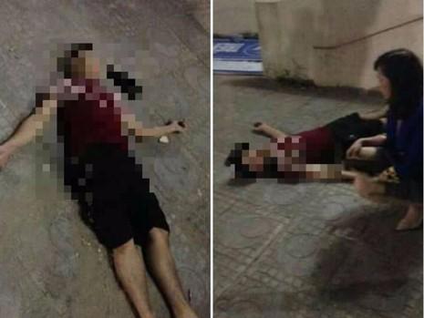 Nam sinh viên tử vong, nghi tự tử giữa sân trường - ảnh 1