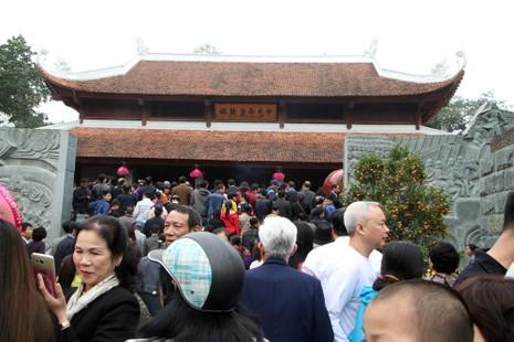 Hàng ngàn người dân dự lễ hội Gò Đống Đa - ảnh 15