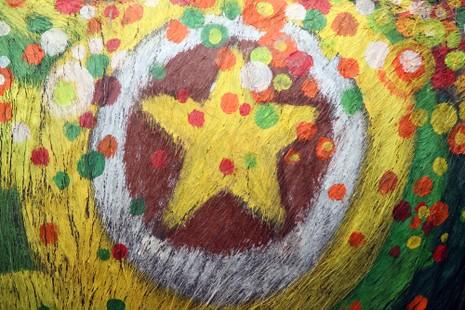Hình ảnh trâu 'cõng' gà trống trong lễ hội Tịch Điền - ảnh 9