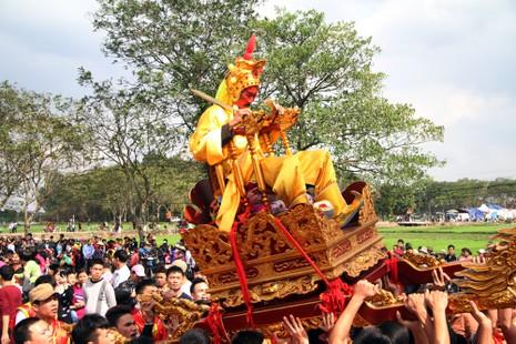 Độc đáo lễ hội rước vua, chúa ở đền Sái - ảnh 5