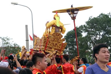 Độc đáo lễ hội rước vua, chúa ở đền Sái - ảnh 7