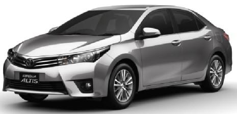 Toyota Corolla Altis 2016, mê hoặc đến từng đường nét - ảnh 1