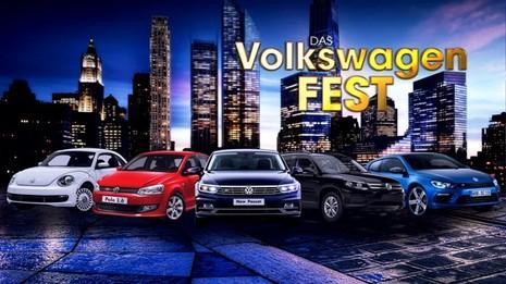 Hãy đến tham gia lễ hội xe Volkswagen miễn phí ở Phú Mỹ Hưng - ảnh 1
