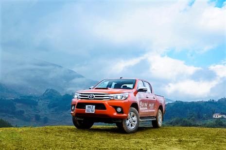 Chương trình khuyến mãi mùa hè 2016 của Toyota Việt Nam - ảnh 2