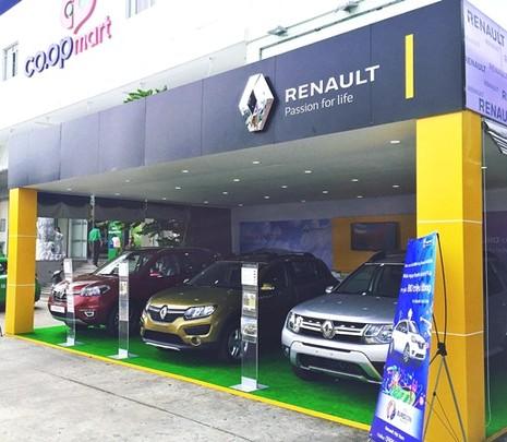 Renault tổ chức lái thử xe tại Vũng Tàu và Thái Nguyên - ảnh 2