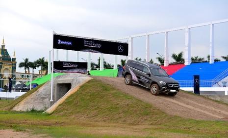 Hứng khởi với học viện lái xe an toàn Mercedes-Benz 2016 - ảnh 5