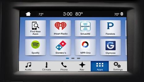 Ford giới thiệu phần mềm mô phỏng SYNC 3 AppLink cho xe - ảnh 2