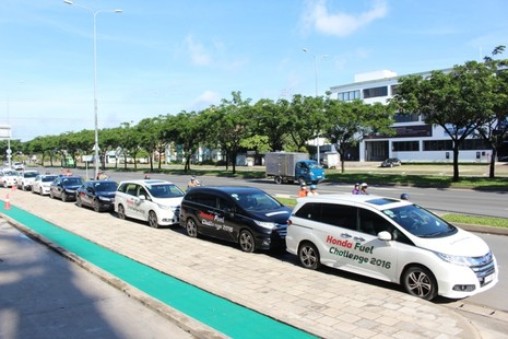 Ấn tượng mức tiêu hao nhiên liệu với Honda Odyssey và Accord - ảnh 1