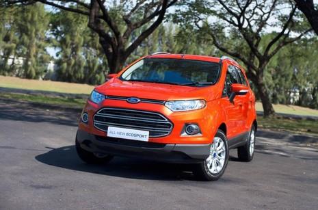 Ford thiết lập doanh thu kỷ lục trong tháng Ngâu - ảnh 1