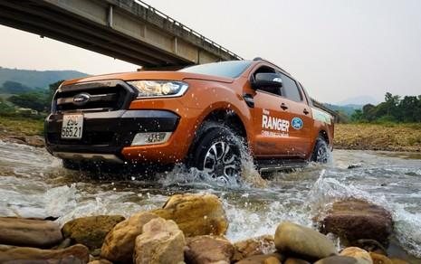 Ford thiết lập doanh thu kỷ lục trong tháng Ngâu - ảnh 2