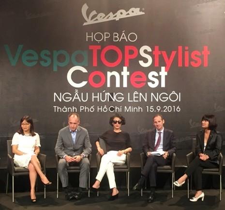 """Piaggio khởi động cuộc thi """"Vespa Top Stylist Contest"""" - ảnh 1"""