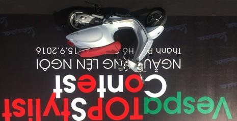 """Piaggio khởi động cuộc thi """"Vespa Top Stylist Contest"""" - ảnh 2"""
