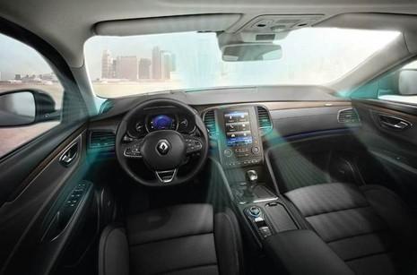 Renault Talisman - cái tên mới có gì mới? - ảnh 2