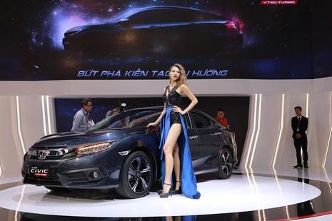 Civic mới và CR-V đặc biệt của Honda Việt Nam - ảnh 2