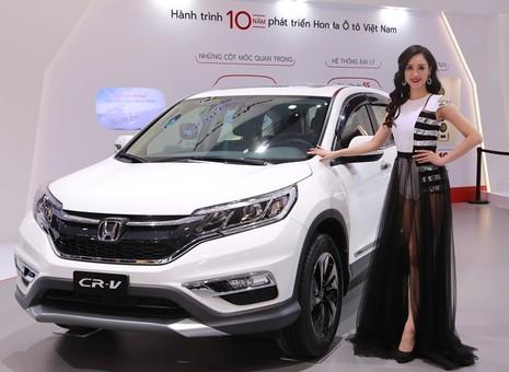 Civic mới và CR-V đặc biệt của Honda Việt Nam - ảnh 3
