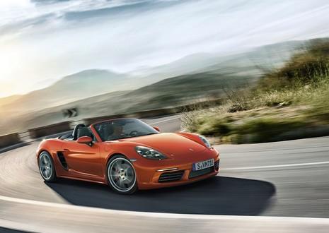 Ngắm nhìn những kiệt tác xe thể thao Porsche mới nhất - ảnh 1