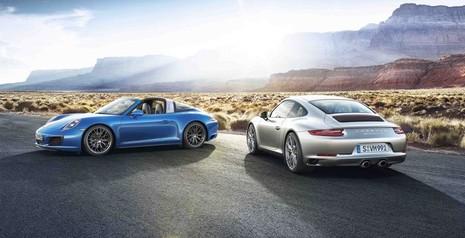 Ngắm nhìn những kiệt tác xe thể thao Porsche mới nhất - ảnh 2