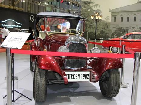 Một góc xe cổ tại triển lãm VIMS 2016 - ảnh 2