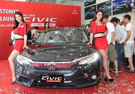 Honda Cộng Hòa tri ân khách hàng và ra mắt Civic 2017 - ảnh 5
