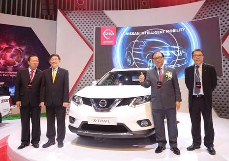 """Nissan và phong cách """"Chuyển động thông minh"""" - ảnh 1"""