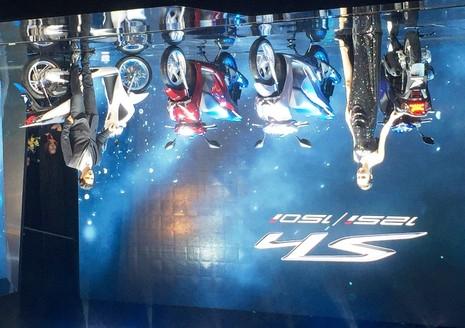 Honda ra mắt xe SH mới 2017 - ảnh 1