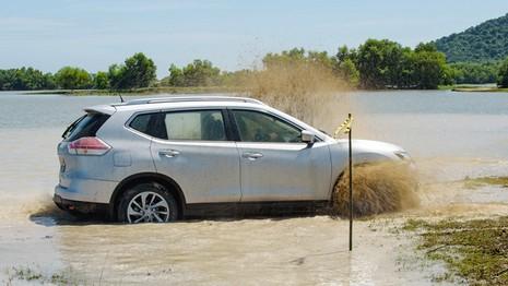 """Một ngày """"hành xác"""" thú vị cùng Nissan X-Trail - ảnh 3"""