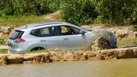 """Một ngày """"hành xác"""" thú vị cùng Nissan X-Trail - ảnh 5"""