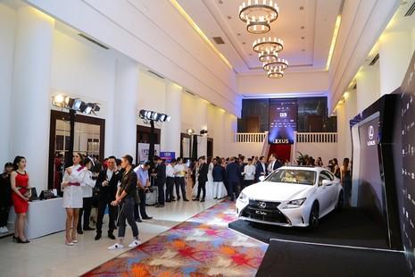 Lexus đồng hành cùng dạ tiệc CEO Night - ảnh 3