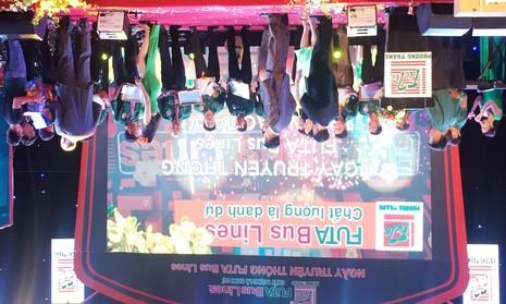 Ấm tình trong Ngày truyền thống FUTA Bus Lines 2016 - ảnh 3