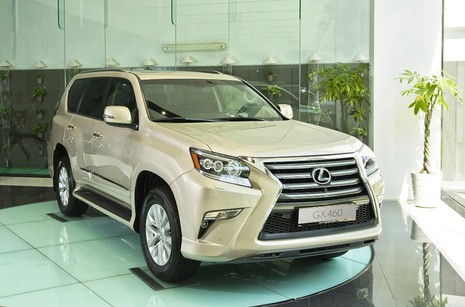 Lexus: công bố giá bán mới, giảm mạnh - ảnh 1