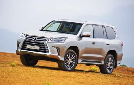 Lexus: công bố giá bán mới, giảm mạnh - ảnh 2
