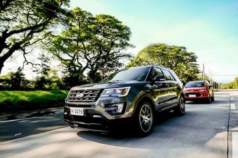 Ford tiếp tục kinh doanh thành công tháng 1-2017 - ảnh 3