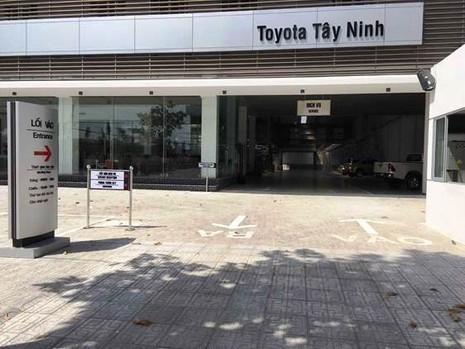 Khai trương Toyota Tây Ninh - ảnh 1