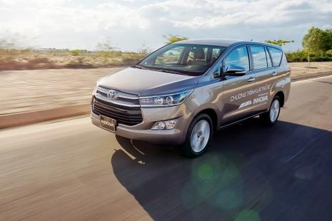 Toyota đạt kỷ lục doanh số tháng đầu tiên năm 2017   - ảnh 2
