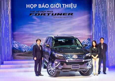 Toyota đạt kỷ lục doanh số tháng đầu tiên năm 2017   - ảnh 3