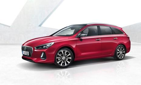 Hyundai i30 Wagon thế hệ mới: Sang trọng, năng động - ảnh 1