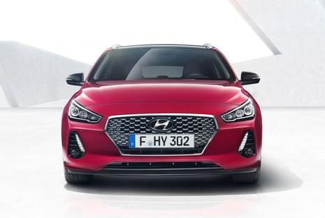 Hyundai i30 Wagon thế hệ mới: Sang trọng, năng động - ảnh 5