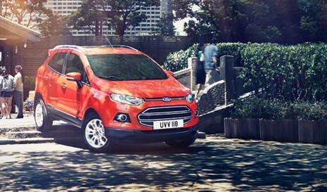 Ford công bố giá mới cho xe Everest, Focus - ảnh 3