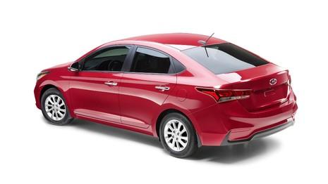 Hyundai giới thiệu Accent thế hệ mới - ảnh 4