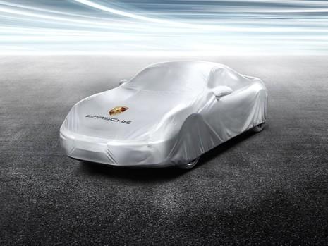 Porsche ưu đãi dịch vụ chăm sóc xe mùa nóng - ảnh 4