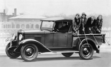 Ngỡ ngàng các mẫu xe tải Chevrolet trong 100 năm qua - ảnh 3